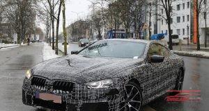 BMW 8 Series M Sport