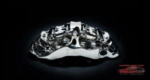 3D суппорт из титана от Bugatti