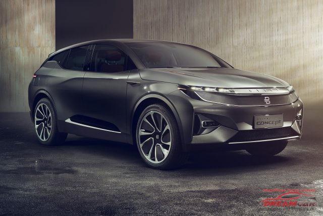 Byton Concept SUV
