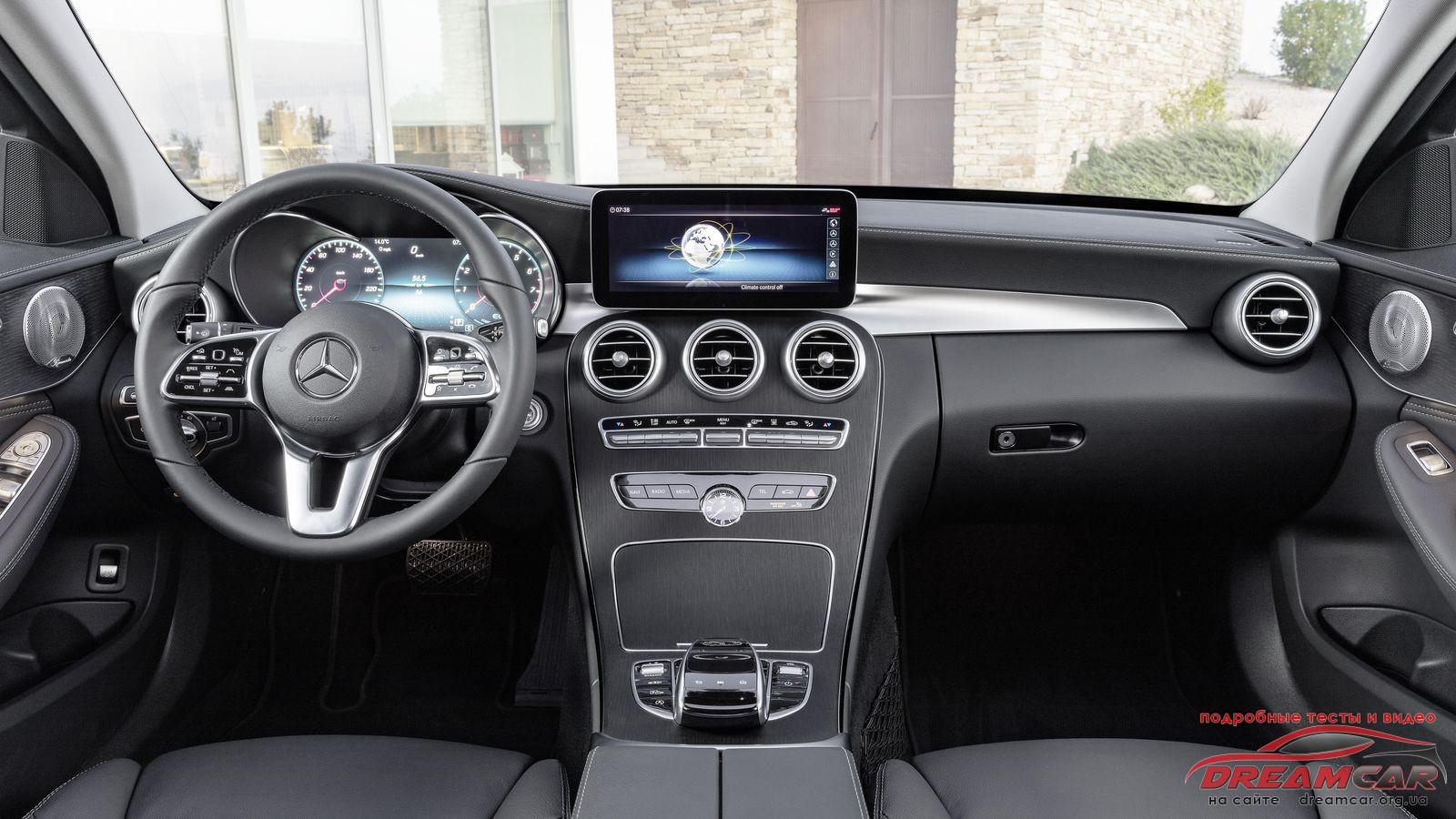 Mercedes C-Class 2019