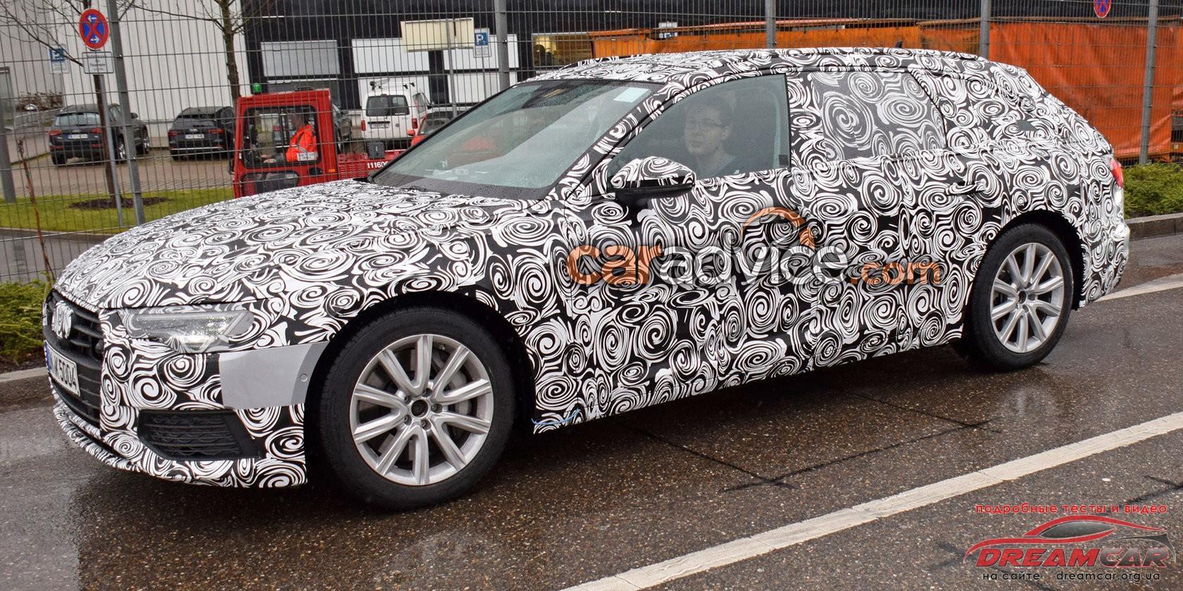 Audi A6 Avant 5