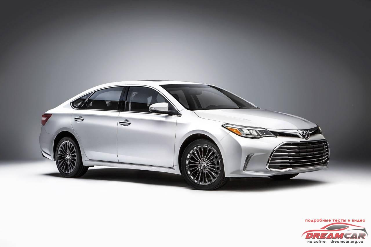 2018 Toyota Avalon Overview - 2019 Car