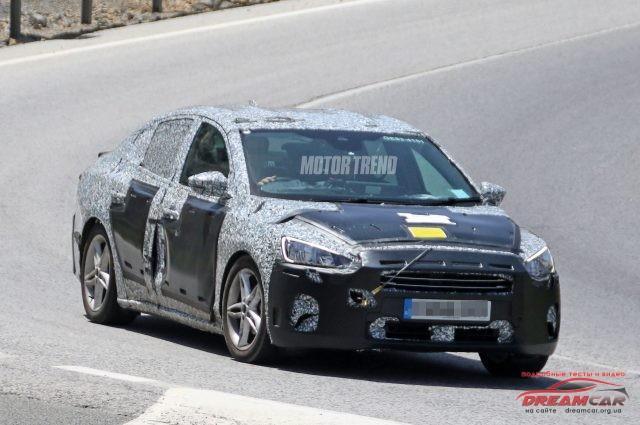 Новое поколение Ford Focus