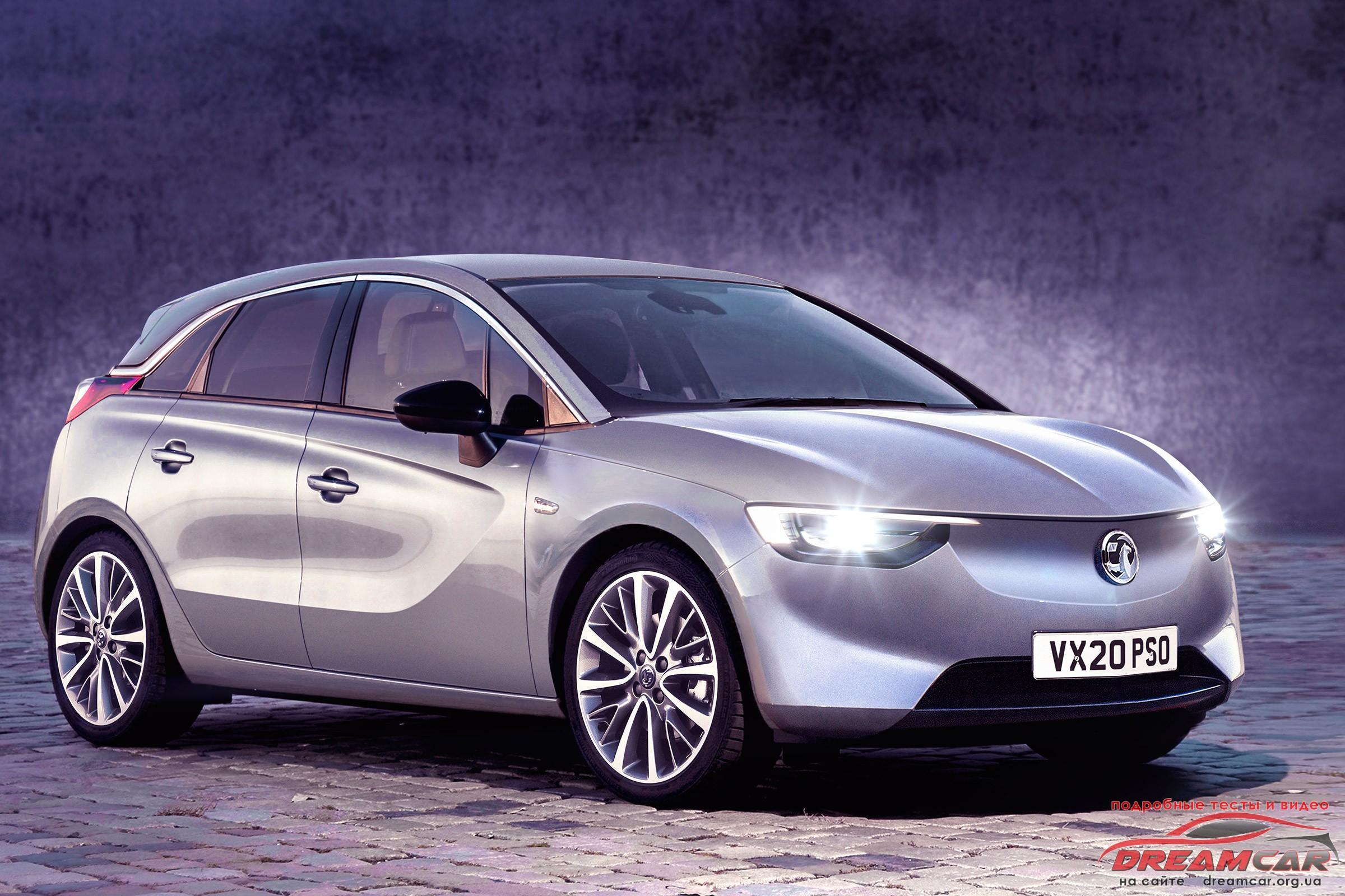 Opel EV