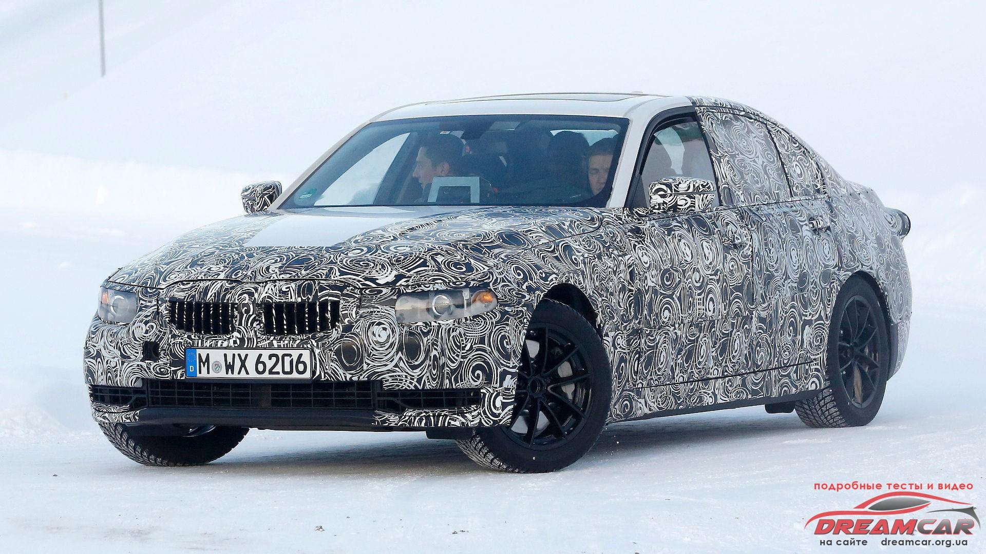 bmw-3-series-spy-video