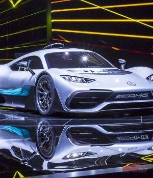 Mercedes AMG Boss Project One
