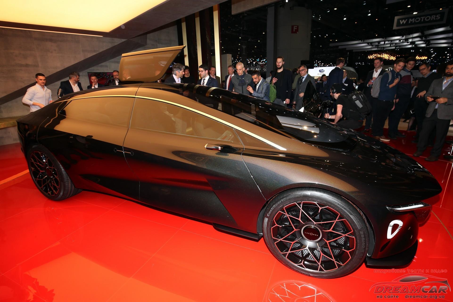 Aston Martin Vision Lagonda