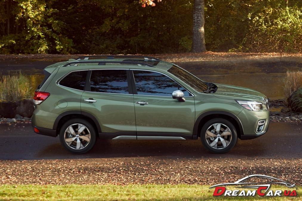 Forester 5