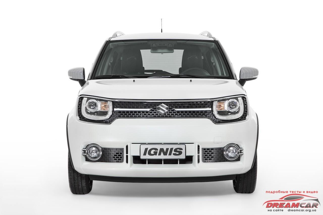 Suzuki Ignis Ginza 5