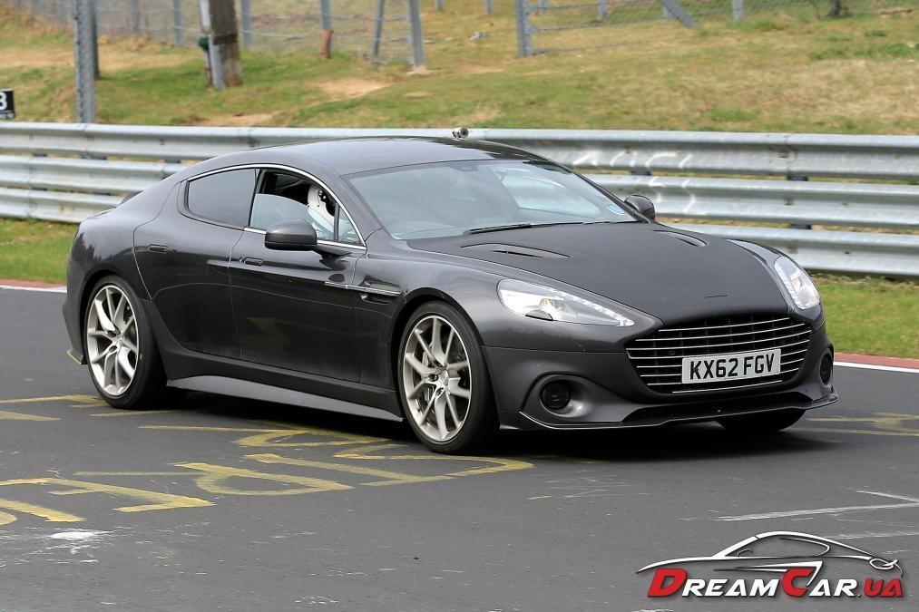 Aston Martin Rapid AMR 2