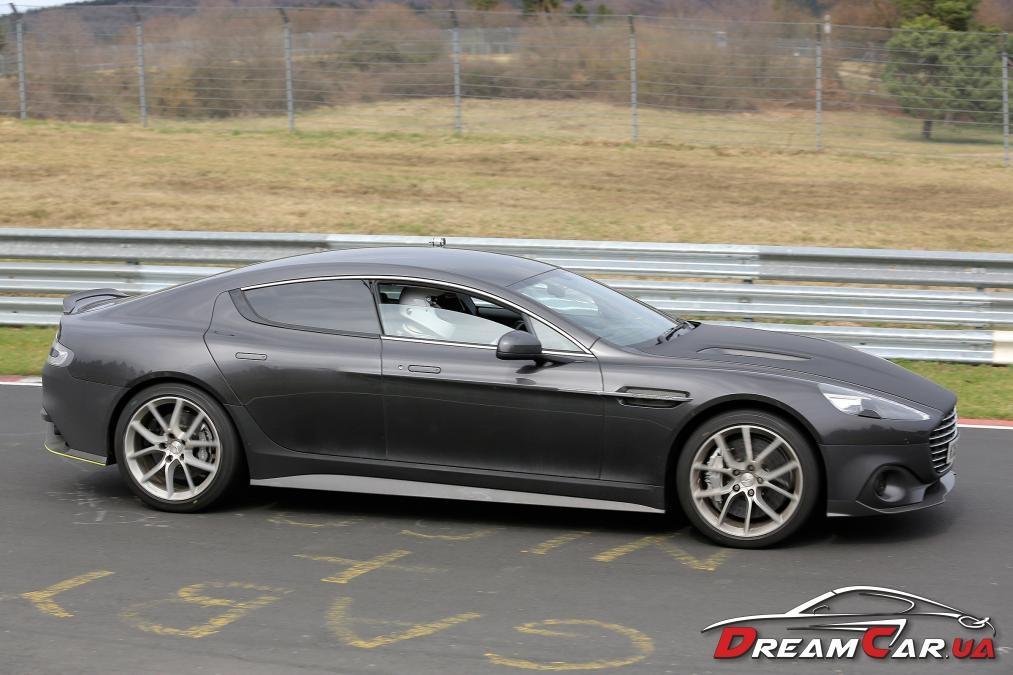 Aston Martin Rapid AMR 3