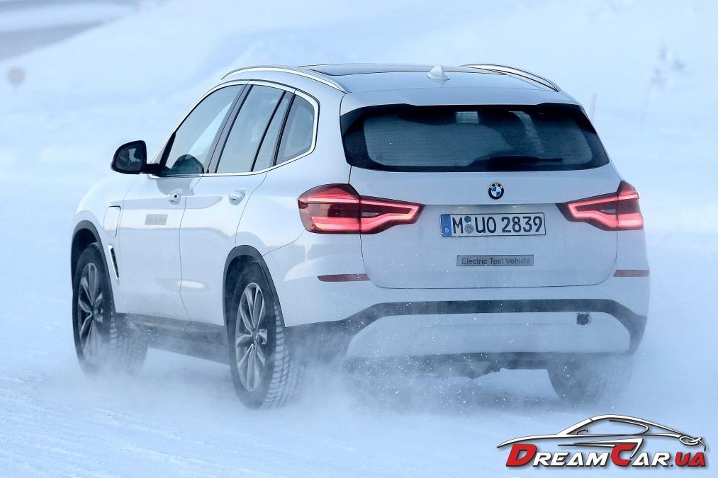BMW iX3 6