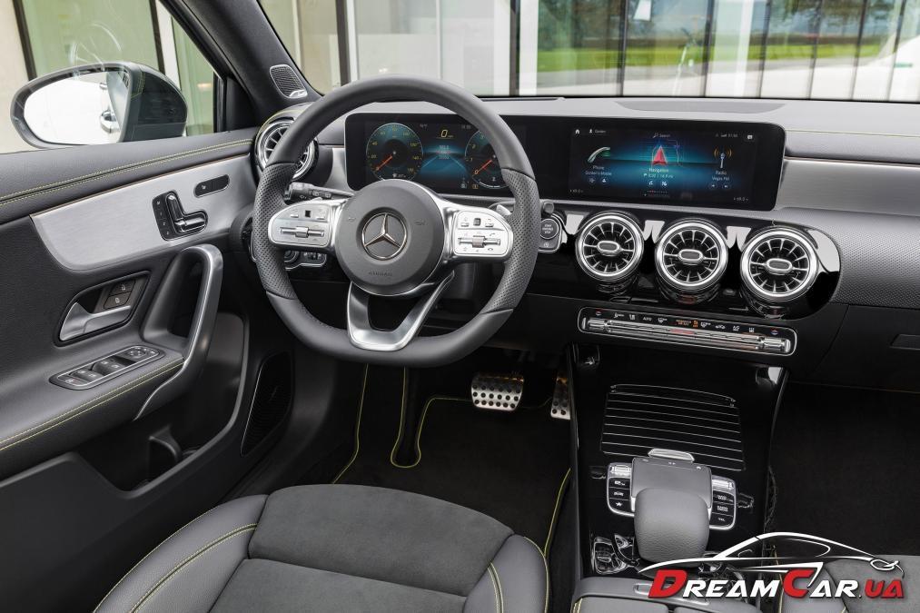 Mercedes A-classe 1