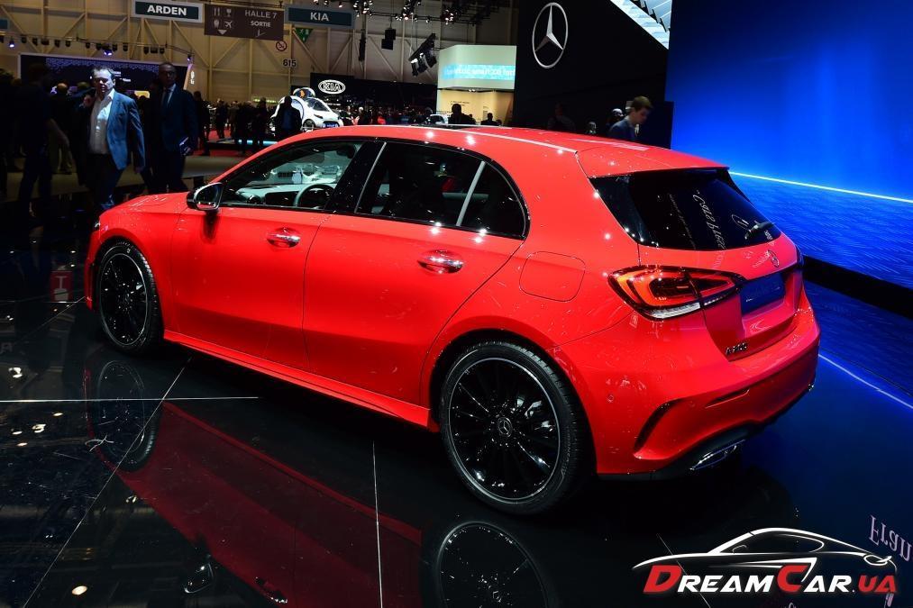 Mercedes A-classe 3