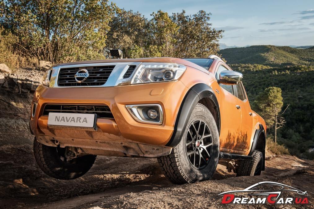 Nissan Navara 1