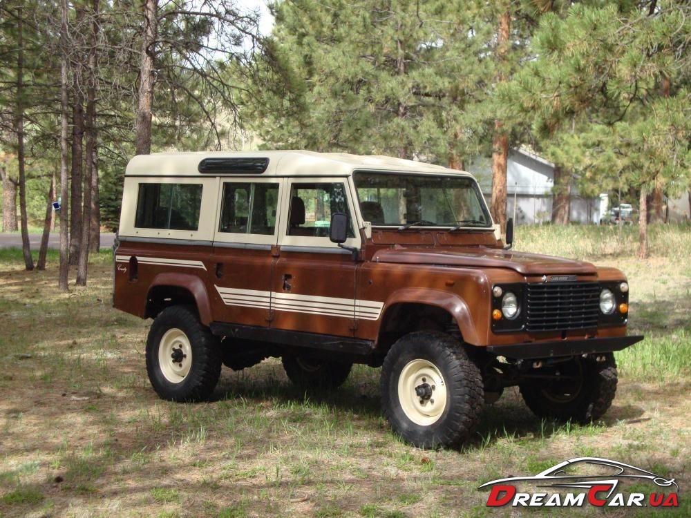 Land-Rover-110-1983