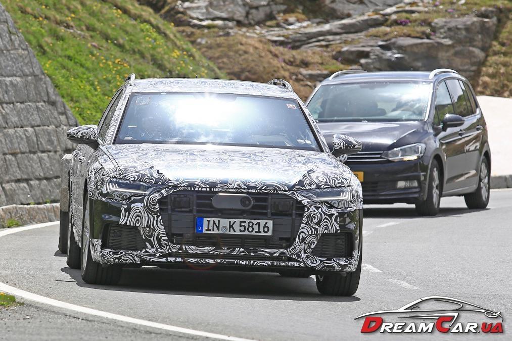 Audi A6 Alroad 4