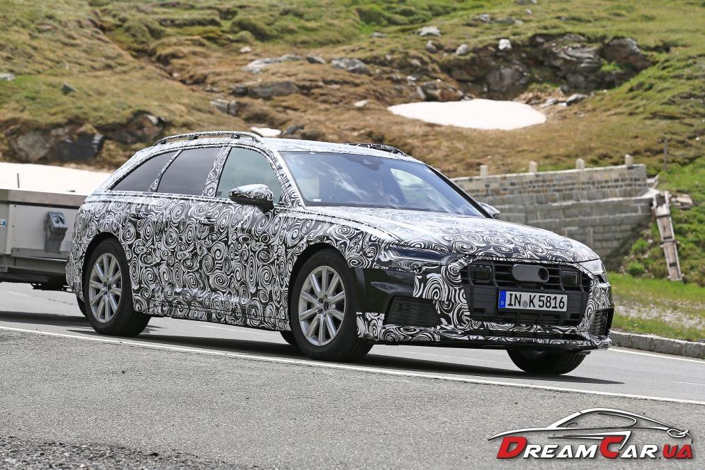 Audi A6 Alroad 5