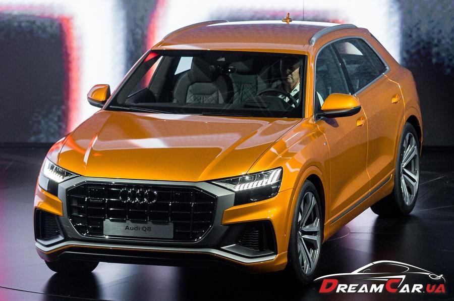 Audi Q8 5