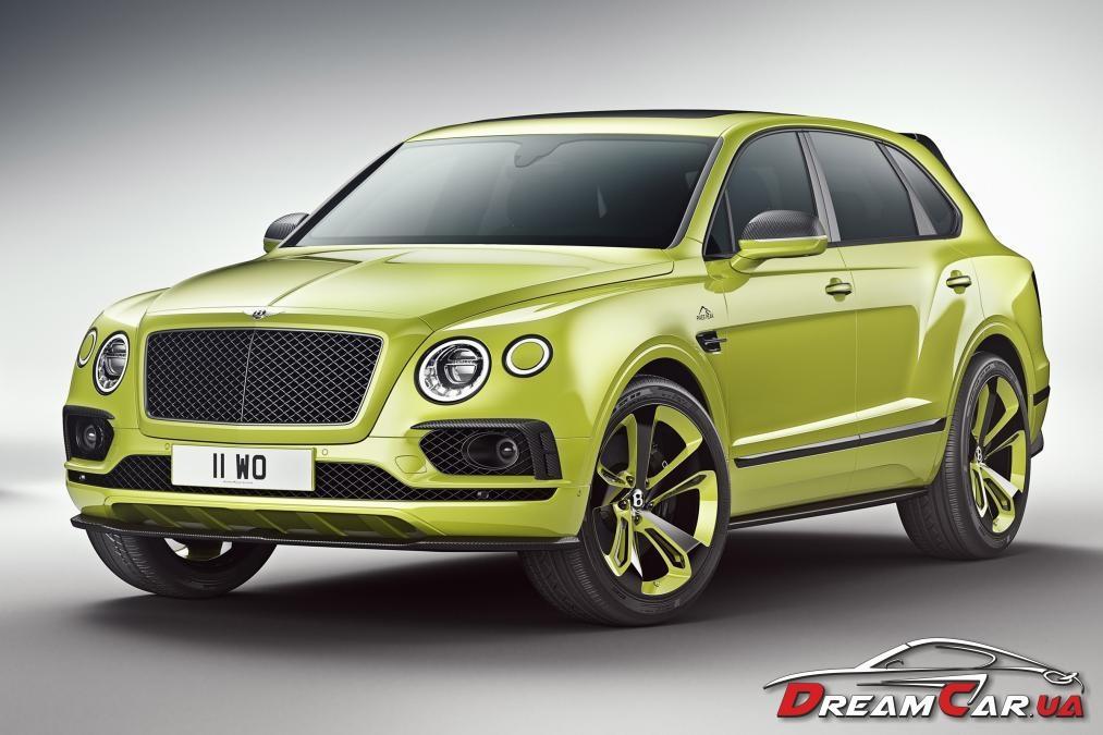 Bentley Bentayga Pikes Peak Limited Edition 2