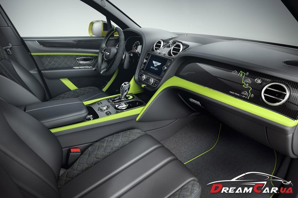 Bentley Bentayga Pikes Peak Limited Edition 3