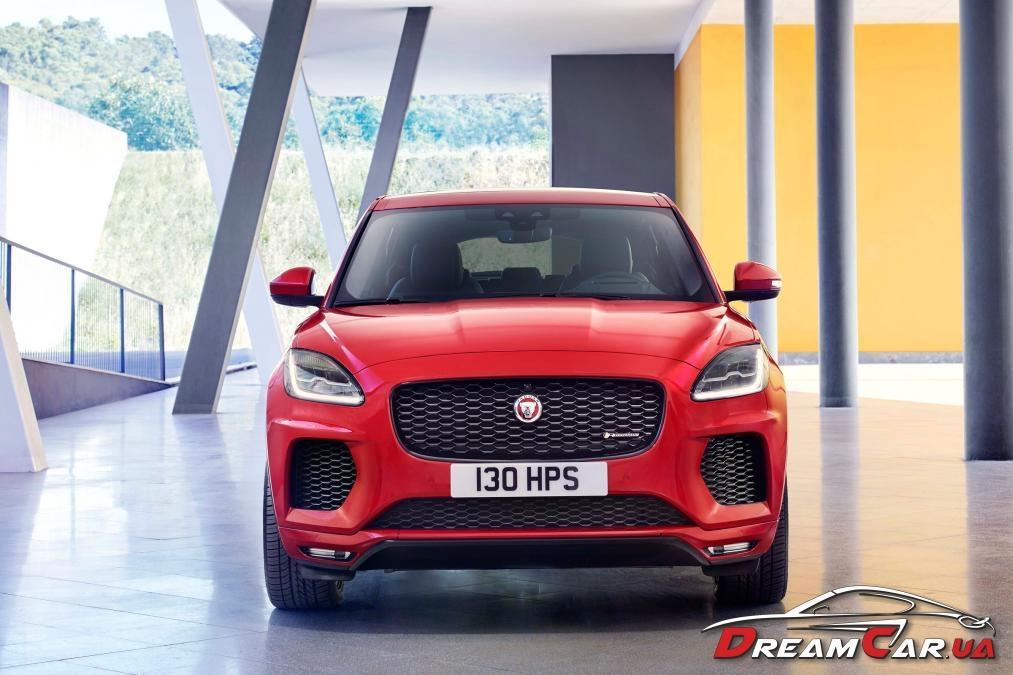 Jaguar E-pace 5