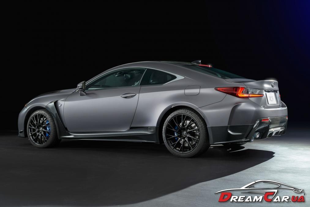Lexus LC F 2