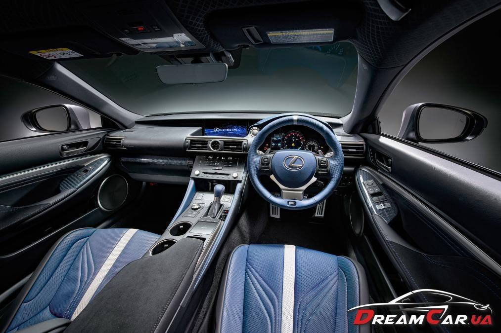 Lexus LC F 3