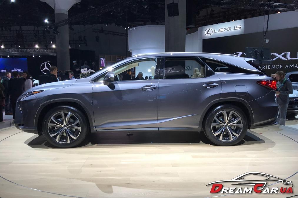 Lexus RX L 2