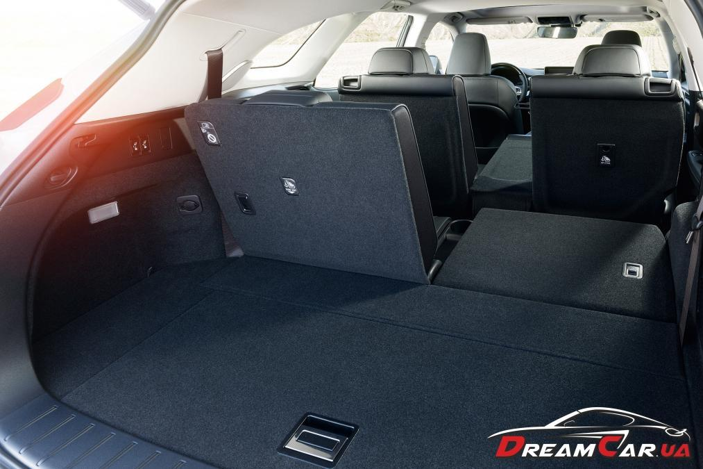 Lexus RX L 5