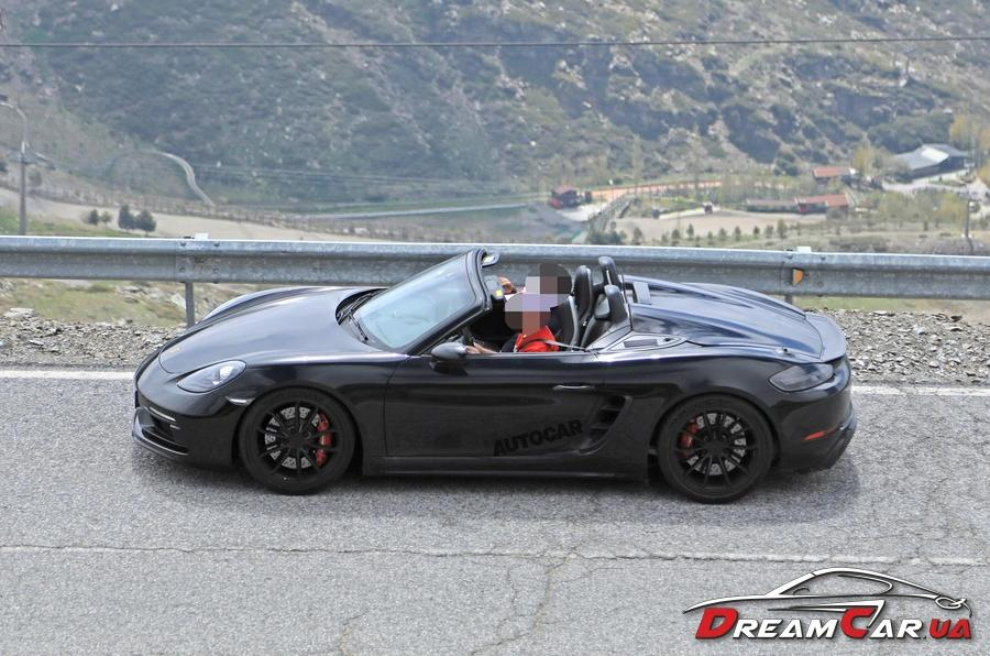 Porsche 718 Boxter 3