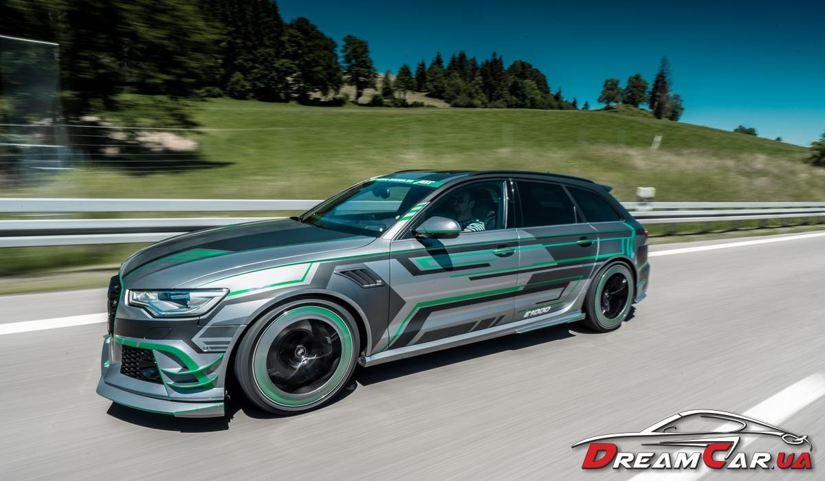 Audi RS6 E 2