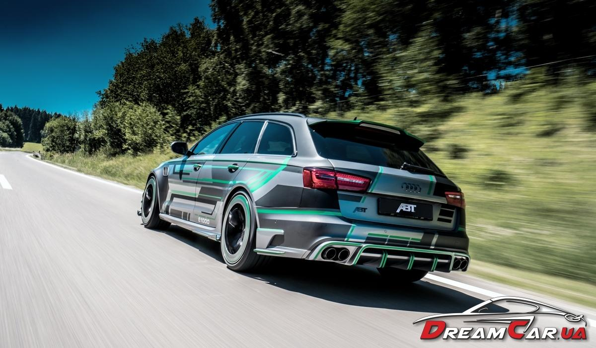 Audi RS6 E 3