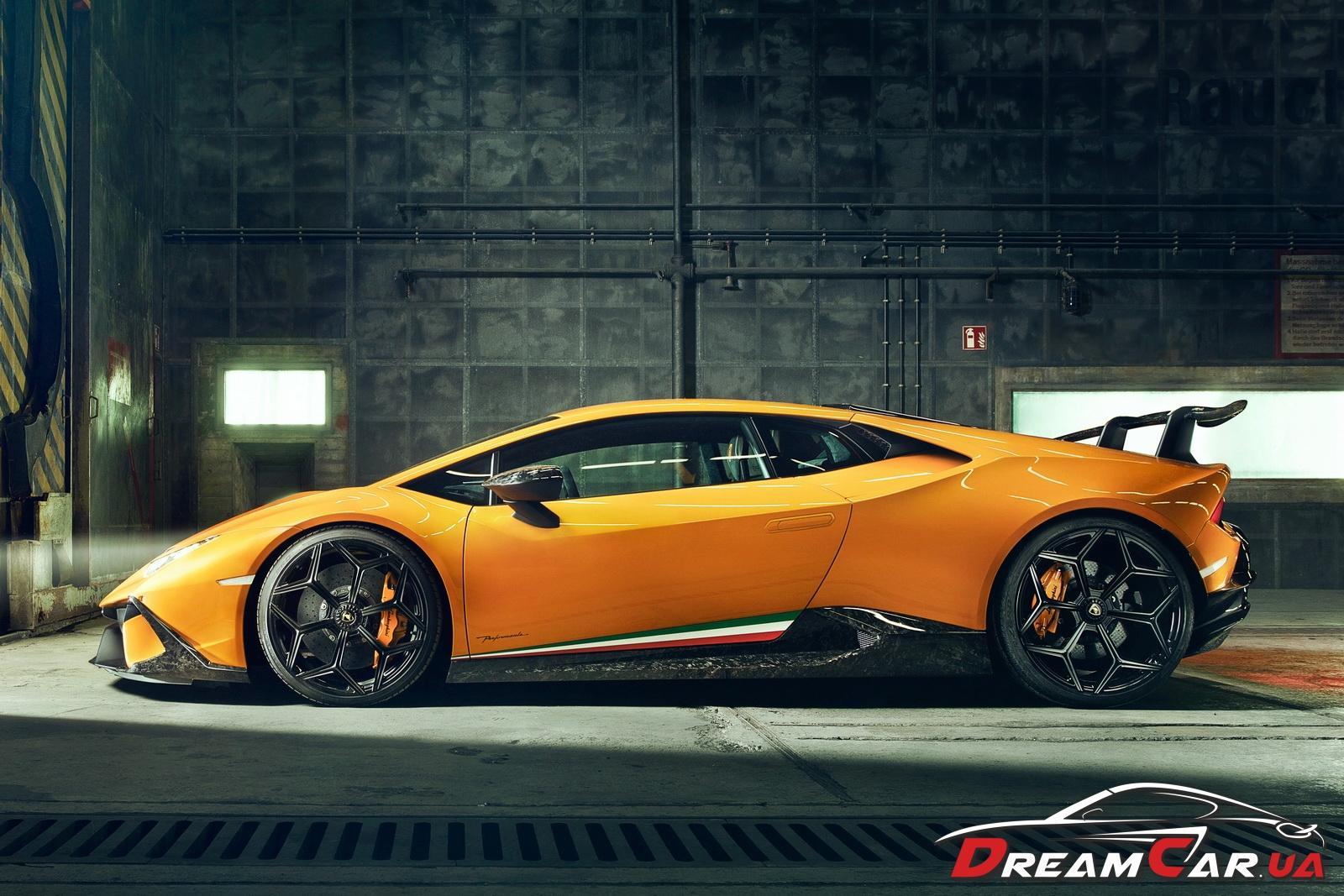 Lamborghini Hurrican 2
