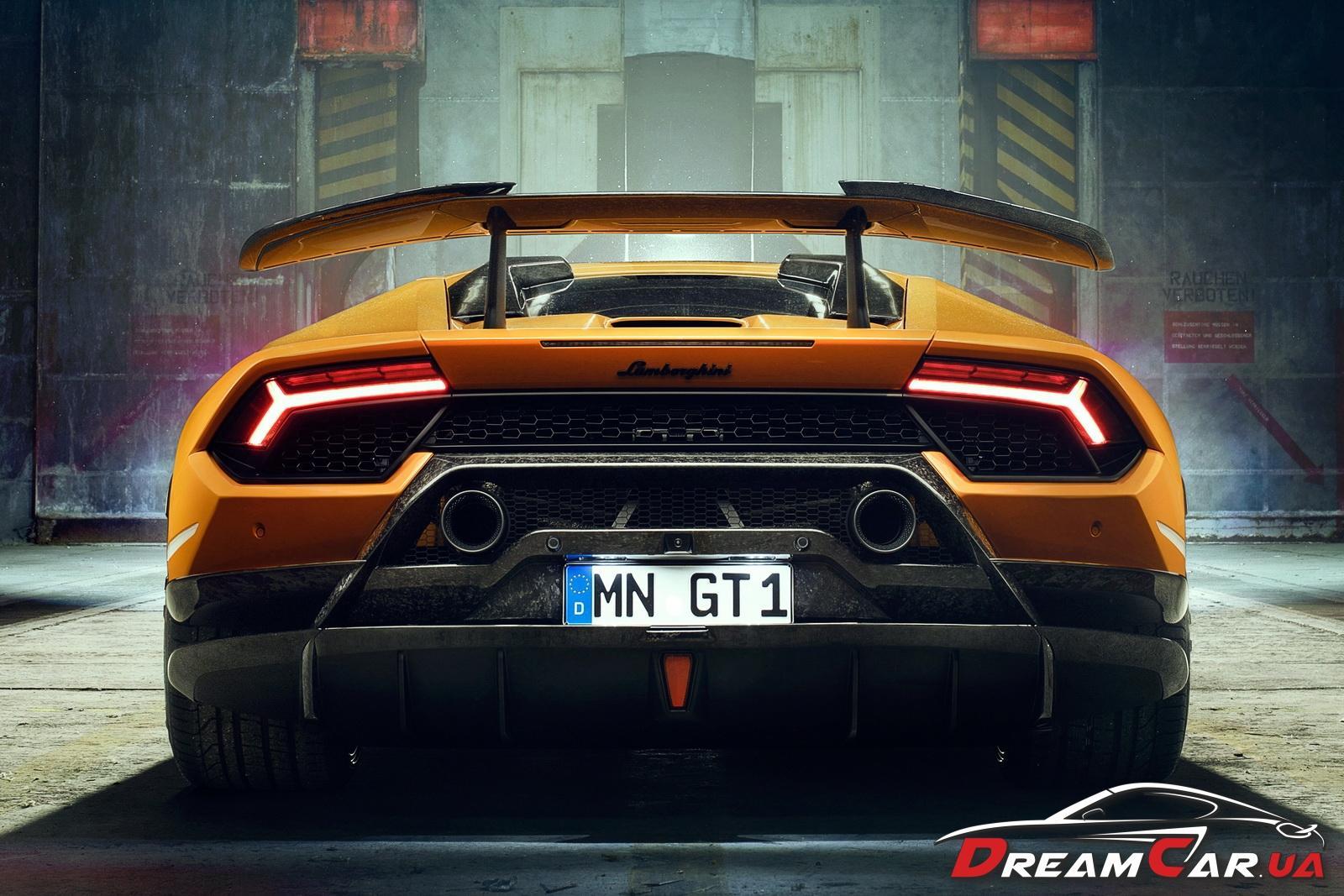 Lamborghini Hurrican 4