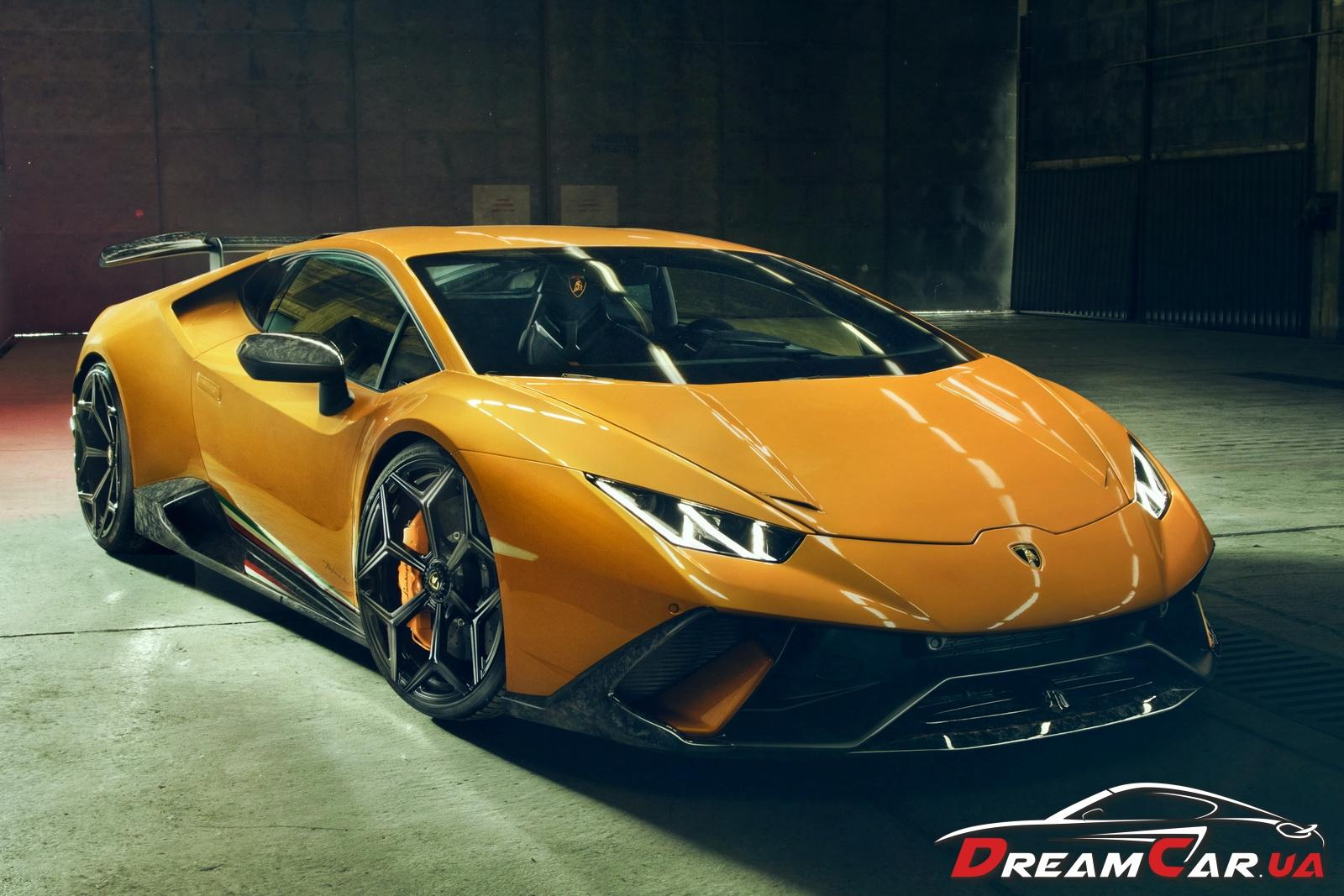 Lamborghini Hurrican 5