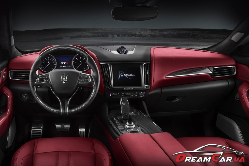 Maserati Levante GTS 3