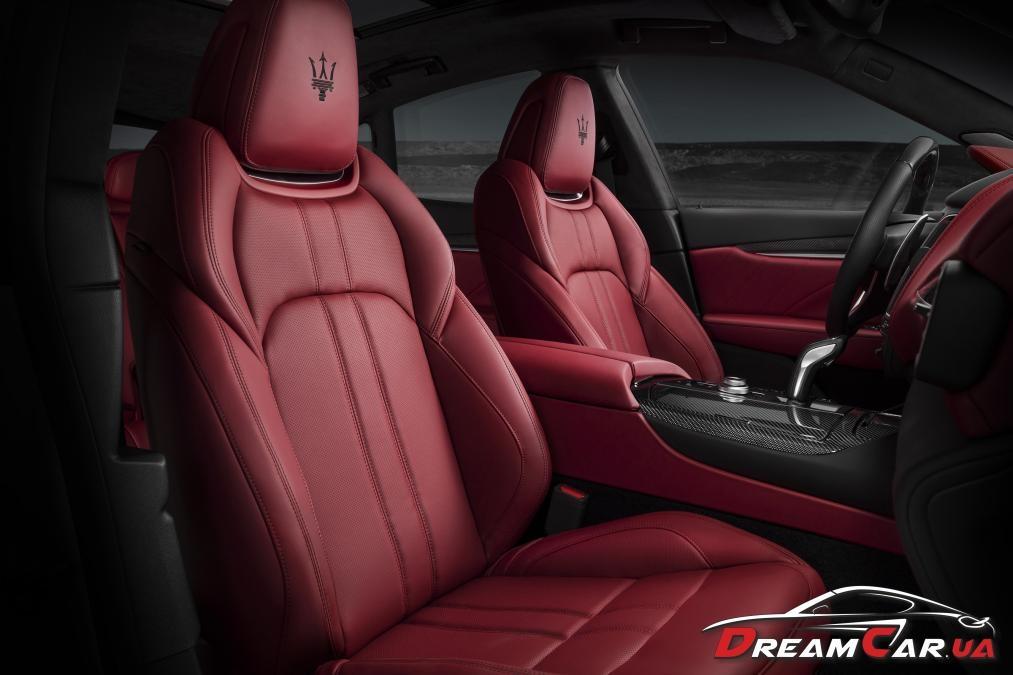 Maserati Levante GTS 4