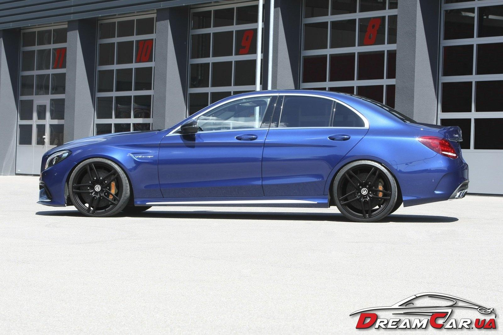 Mercedes C63 S G-power 2