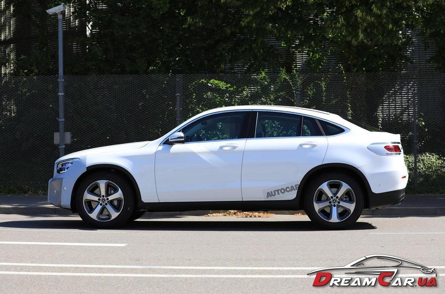 Mercedes GLC 4