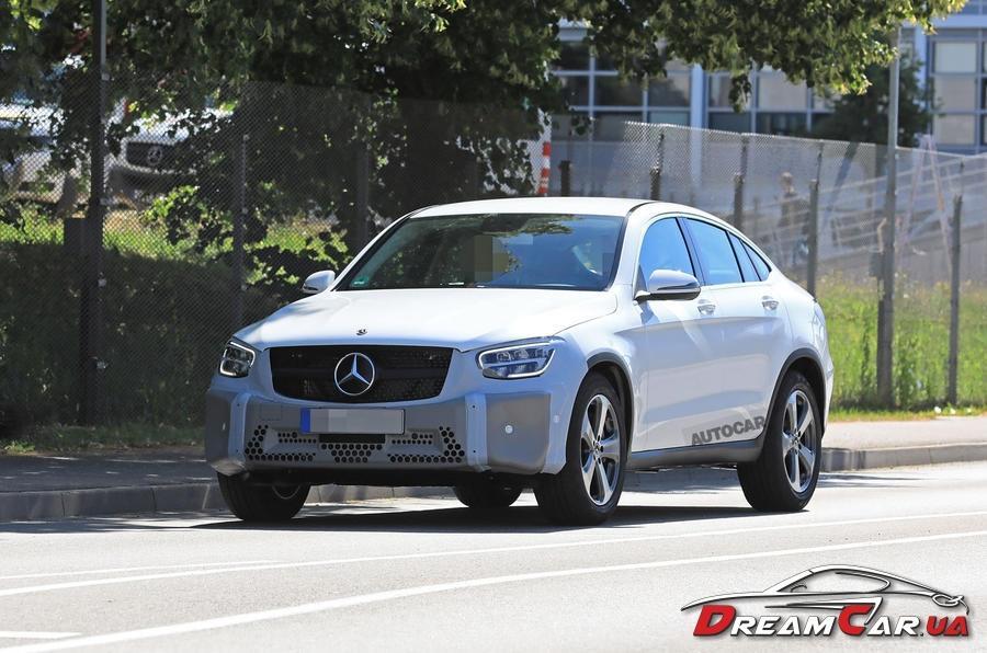 Mercedes GLC 5