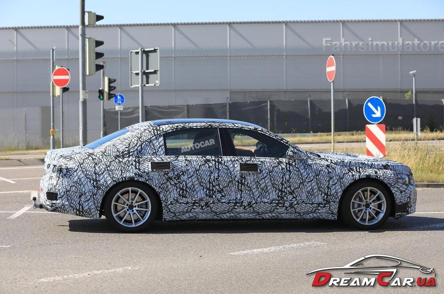 Mercedes S-class 3