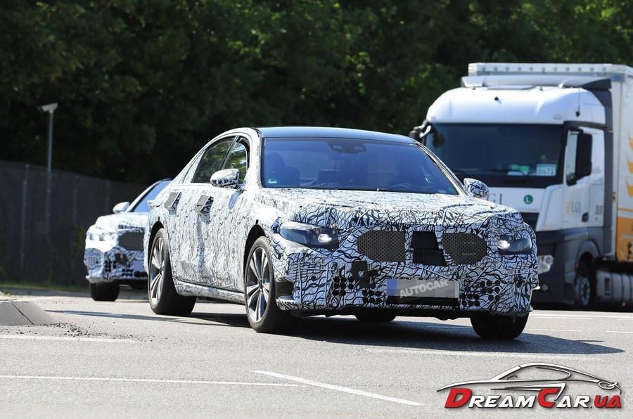 Mercedes S-class 5