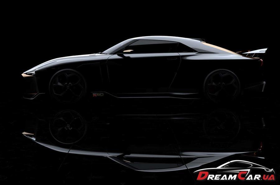 Nissan GT-R50 2