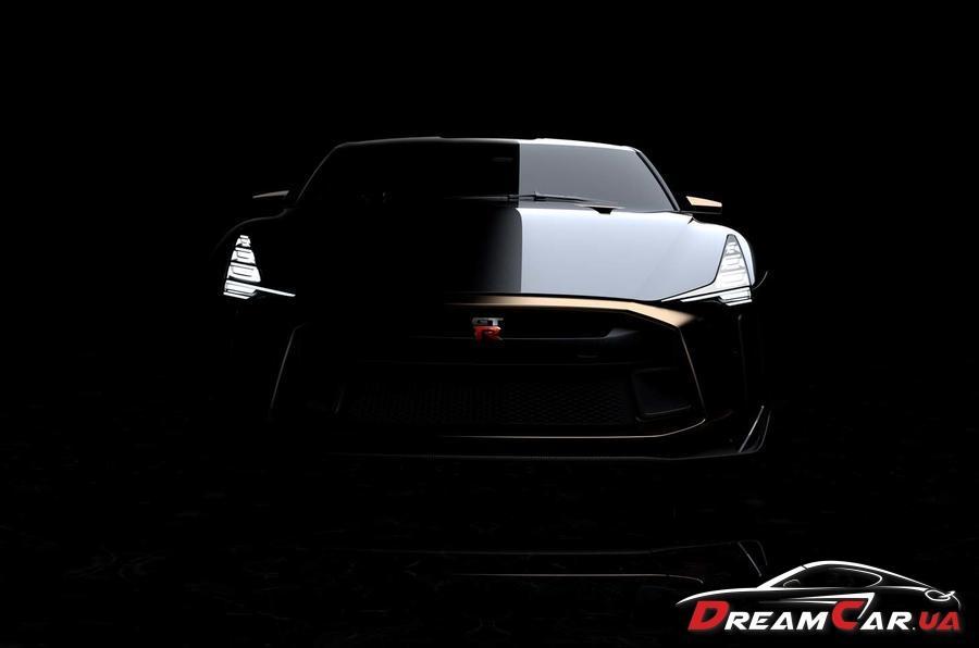 Nissan GT-R50 4
