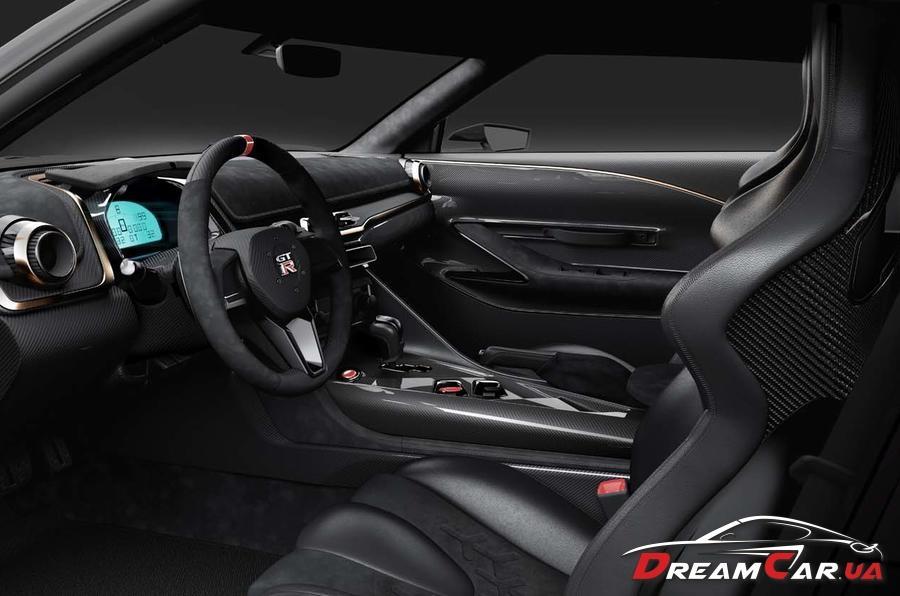 Nissan GT-R50 5