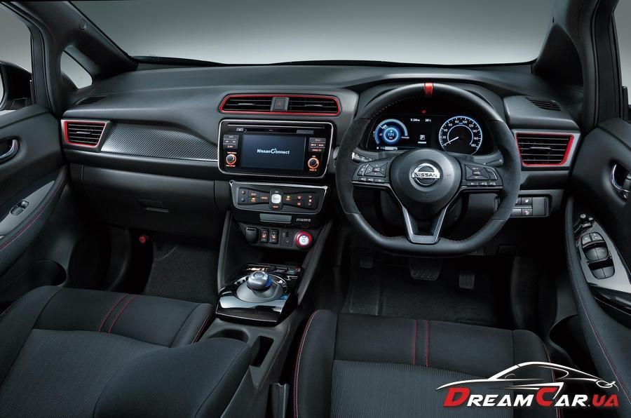 Nissan Leaf Nismo 2