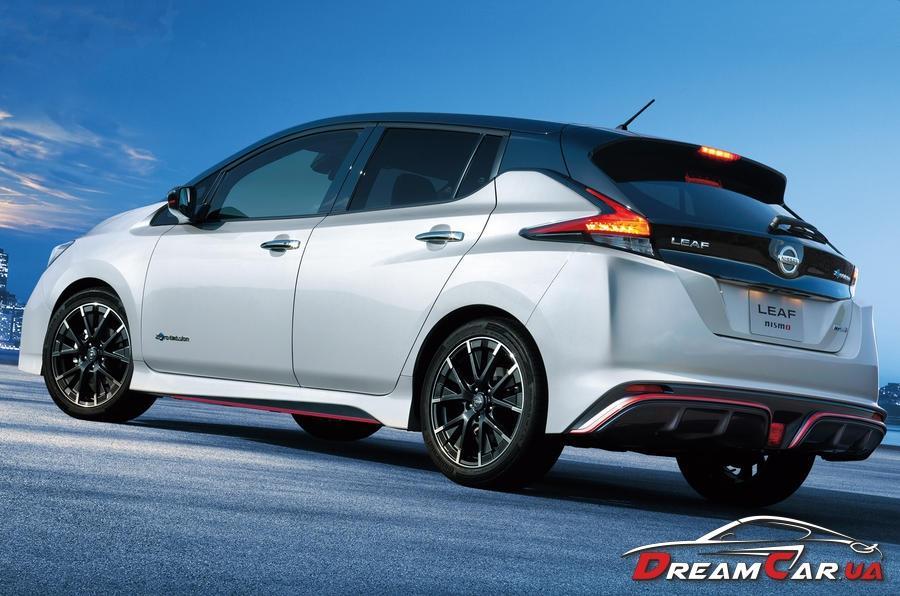 Nissan Leaf Nismo 3