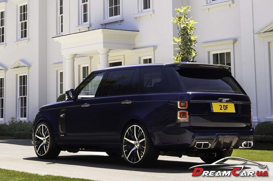 Range Rover Overfinch 3