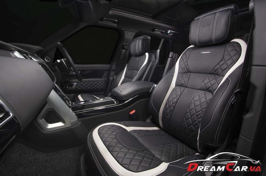 Range Rover Overfinch 4